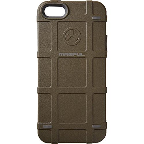 Magpul Bump Case iPhone 5/5s and iPhone SE MAG454-ODG (Olive Drab Green) (Magpul Industries Iphone 5 5s Bump Case)