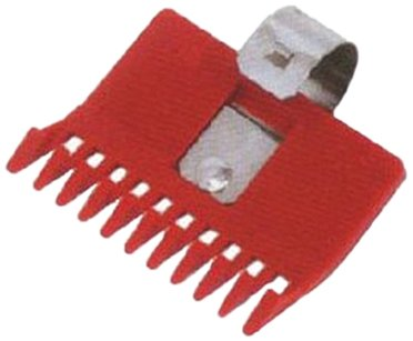 Speed-O-Guide SPG0132 Clipper Comb, Red BXSPG0132