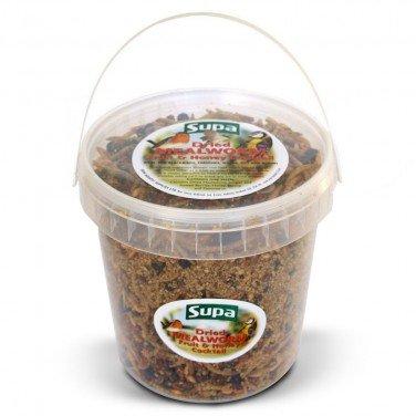 Supa Fruit & Honey Mealworm 4 x 500ml