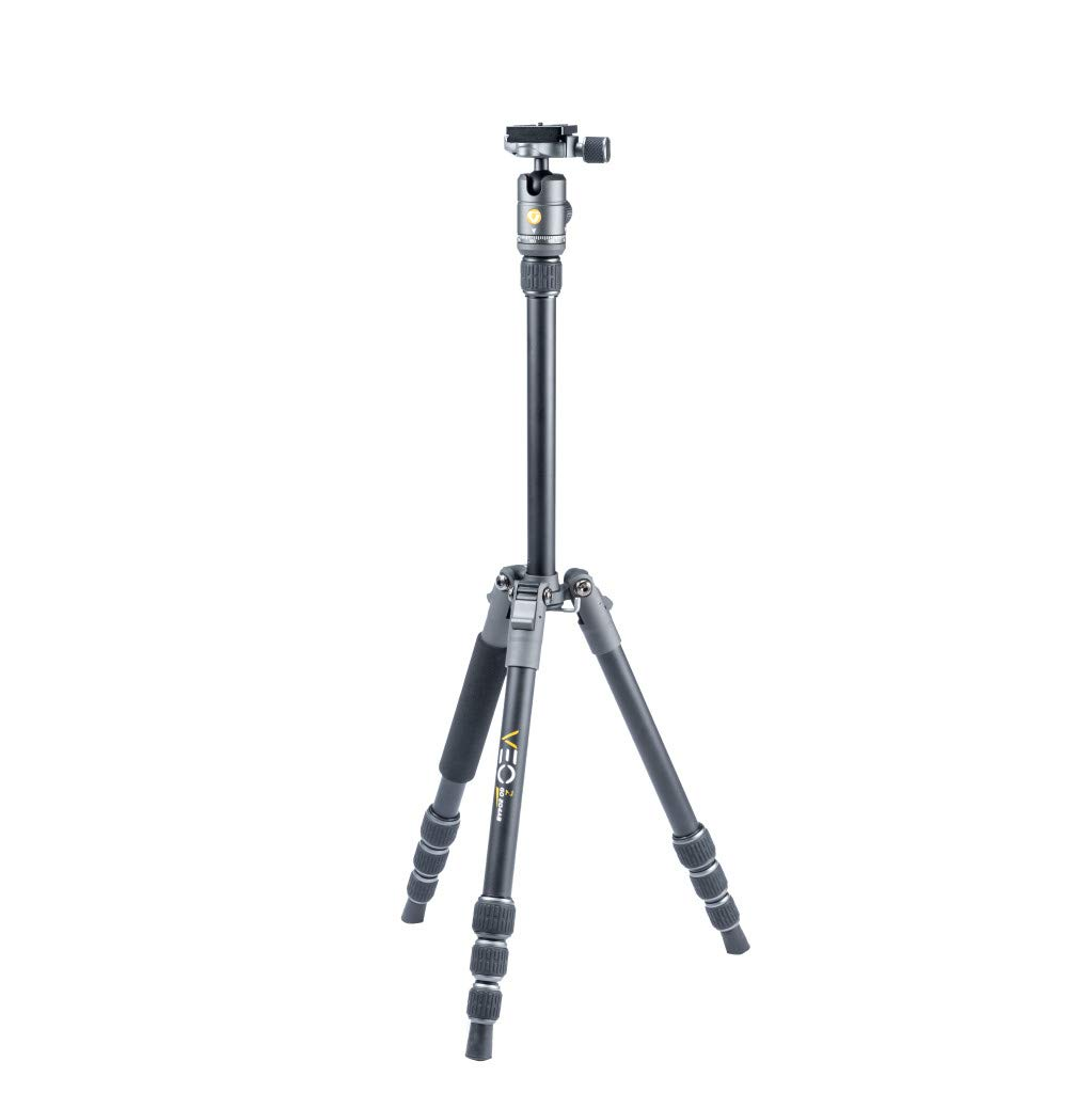 Aluminum Travel Tripod Ball Head by Vanguard