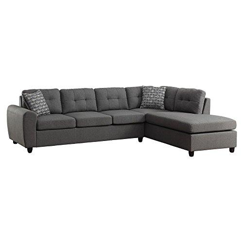Asian Sofa Sectional (Coaster 500413-CO Granger Sectional)