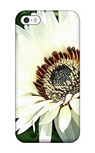 Hot 7903440K85045882 Fashion Case Cover For Iphone 6 4.7(white Flowers)