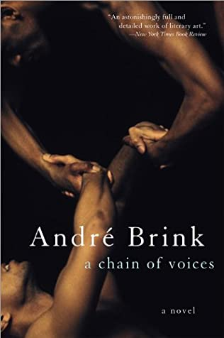 book cover of A Chain of Voices