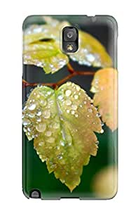 Hard Plastic Galaxy Note 3 Case Back Cover,Hot Selling Water Drop Case At Perfect Diy