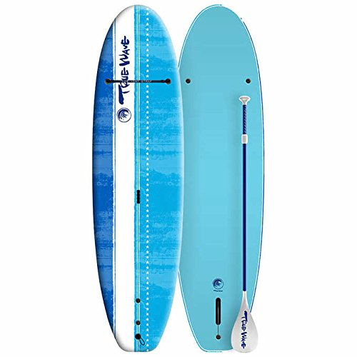 True Wave 8'0 Youth Junior Stand Up Paddle Board by True Wave