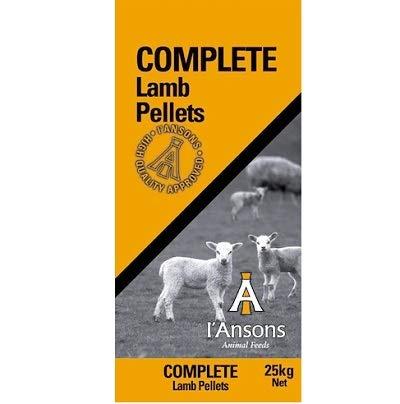 Masham Complete Lamb Pellets 25kg