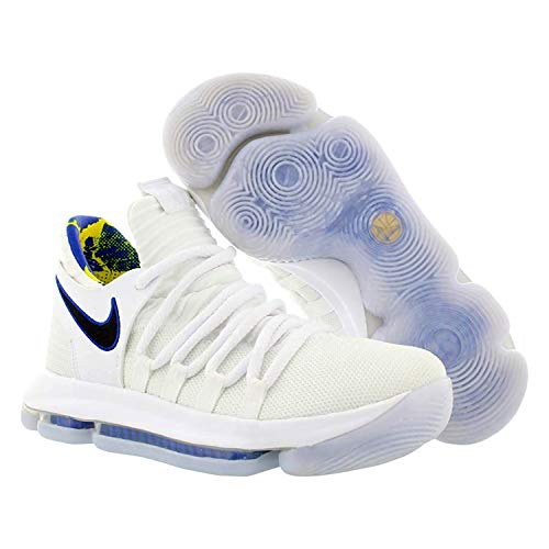 outlet store ed085 faf46 Nike Zoom KD10 LMTD NBA Grade School Basketball Shoes (4 M US Big Kid,