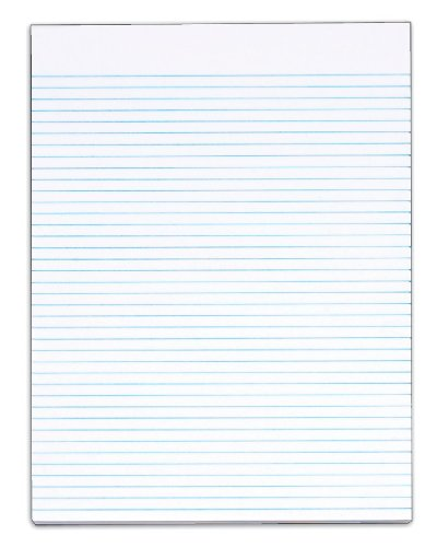 Legal Ruled Paper - 8