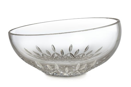 Angular Bowl - Waterford Crystal Lismore Essence 9-Inch Angular Bowl