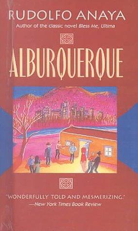 book cover of Alburquerque