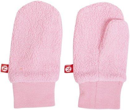 Zutano Little Girls'  Cozie Fleece Mitten, Hot Pink, One Size (Amazon Elements Diapers compare prices)