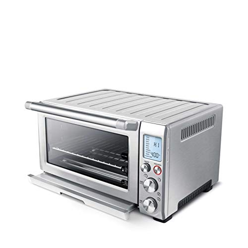 Breville the Smart Oven Pro 1800-Watt Smart Element IQ Convection Toaster Oven w/ 10 Cooking Functions - BOV845BSS by Breville (Image #1)