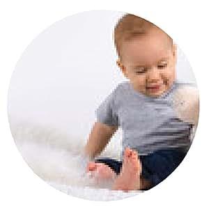 alfombrilla de ratón conversaciones bebé a Teddy - ronda - 20cm