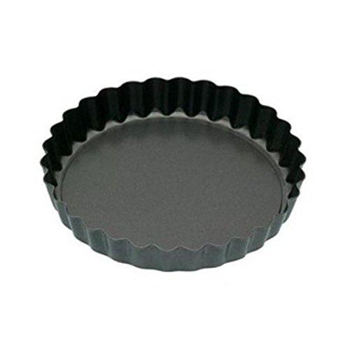 Tala Non Stick Loose Base Flan Tin 7.5cm - Pack of 6 by Tala
