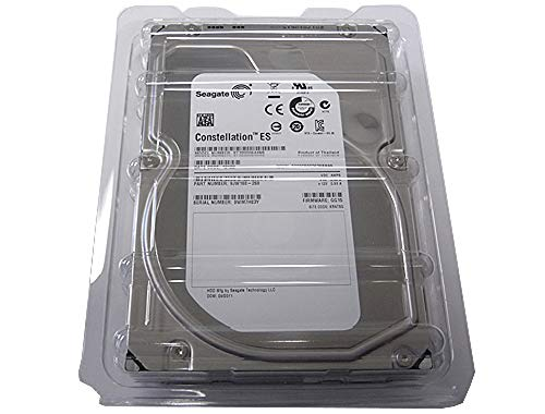Seagate ST32000644NS 2TB 7200RPM SATA II 3 GB/s 64 MB Cache 3.5in Enterprise Hard Drive (PC, RAID, NAS, CCTV DVR) [Renewed] -w/1 Year Warrany