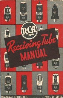 RCA Receiving Tube Manual written by RCA