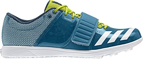 adidas Adizero Tj/Pv, Zapatillas de Running Unisex Adulto Varios colores (Petmis / Ftwbla / Petnoc)
