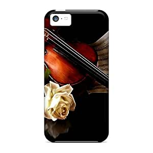 New Style Phone Case Inspirational Music Premium Tpu Cover Case For Iphone 5c