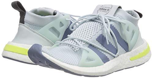 Scarpe blue F17 S18 Da Blu Tint Ginnastica Donna raw W Five Grey Arkyn grey Adidas S18 qgwE0q