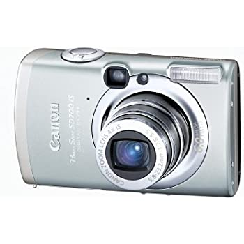 Canon PowerShot SD700 IS 6MP Digital Elph Camera with 4x Image Stabilized Zoom