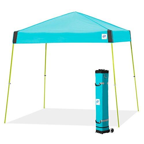 E-Z UP Vista Instant Shelter Canopy, 10 by 10', Splash