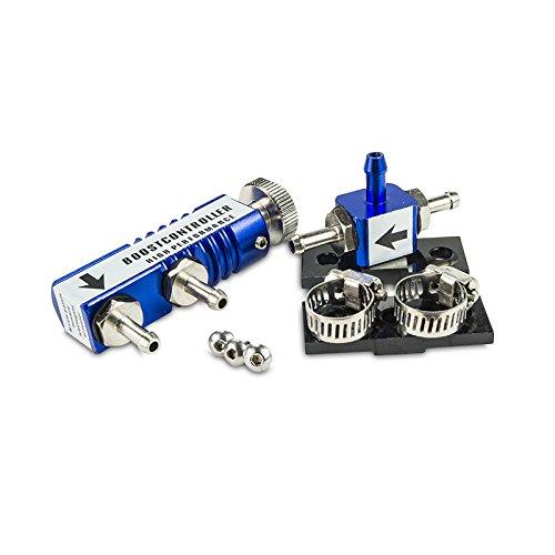 Boost Controller regolabile per motori turbo, maggiore potenza, blu Auto-Dress