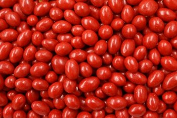 Boston Baked Beans Peanut Candy (FirstChoiceCandy Red Boston Baked Beans Candy (2 LB))