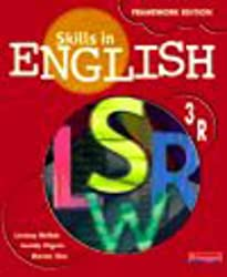 Skills in English Framework Edition: Evaluation Pack 3 Red