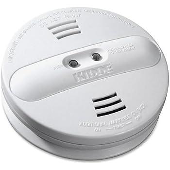 kidde pi9000 fire dual sensor smoke alarm 85 db white. Black Bedroom Furniture Sets. Home Design Ideas