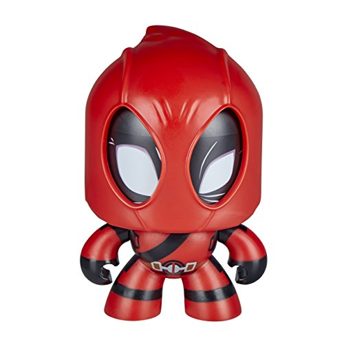 Marvel E2805 Mighty Muggs Deadpool Number 6