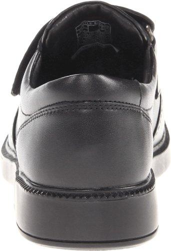 Umi Karl III - Alpargatas de cuero para niño negro - negro