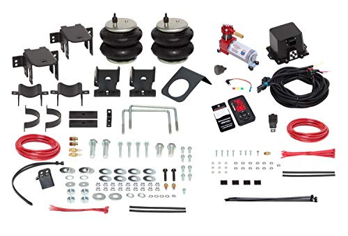 (Firestone Ride-Rite 2800 All-In-One Wireless Kit Incl. Air Springs Compressor Air Accessories All Components For Install All-In-One Wireless Kit)
