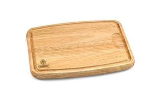 Mundial Solid Wood Cutting Board, Medium (B0009MG0BC) | Amazon price tracker / tracking, Amazon price history charts, Amazon price watches, Amazon price drop alerts