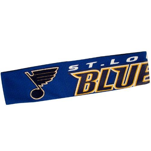 Littlearth NHL St. Louis Blues FanBand Headband