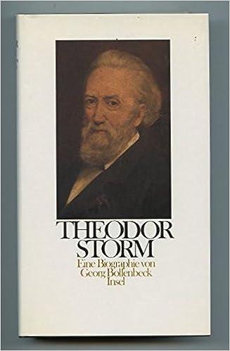 theodor storm eine biographie amazonde georg bollenbeck bcher - Theodor Storm Lebenslauf