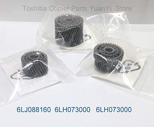 Printer Parts Gear Original Toshiba Copier Spare Parts 6LH073000 6LJ088160 6LH073010 for Toshiba Copier Model eS5520 6520 6530