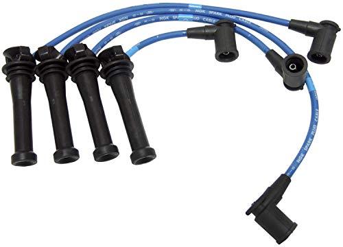 Set Lead Ignition - NGK RC-ZE80 Spark Plug Wire Set