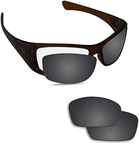 Fiskr Anti-saltwater Replacement Lenses for Oakley Hijinx Sunglasses - Various Colors