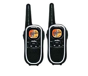 Binatone Terrain 750 - Walkie-Talkie (8 KM), negro