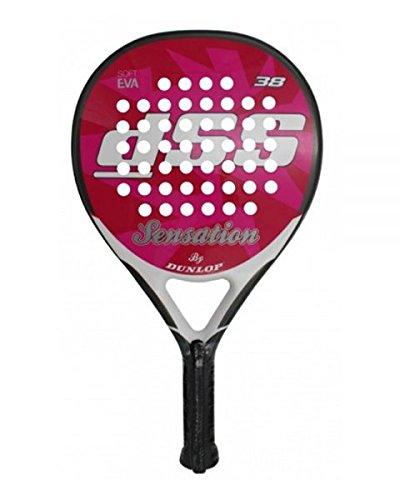 Pala de Pádel Dunlop DSS Sensation: Amazon.es: Deportes y ...