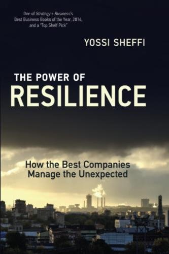 The Power of Resilience: How the Best Companies Manage the Unexpected (The MIT Press)