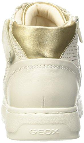 Geox D Nimat A - Zapatillas altas Mujer Bianco