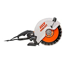 Diamond Products Core Cut 48975 C14 Electric Cut-Off Saw, 14""