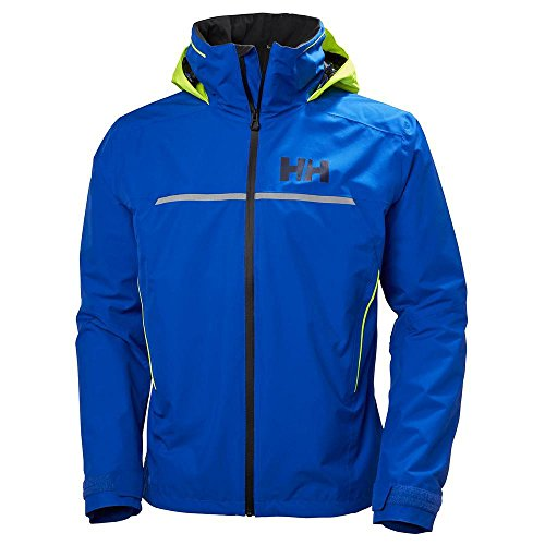 Waterproof Blue Hooded Hp Outdoor Hansen Fjord Men's blue 563 Helly Jacket w85g4qq