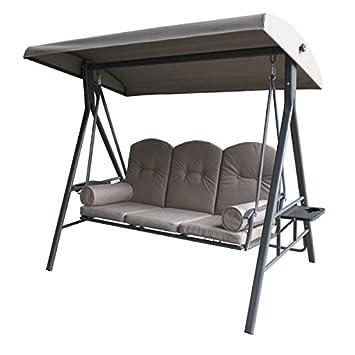 Nice Wild Garden Clover 3 Seater Swing Seat/Chair