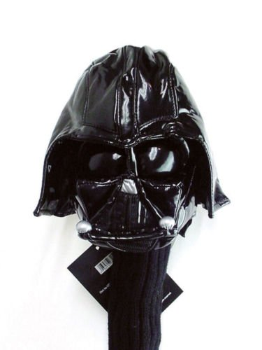 New Star Wars Darth Vader 460cc Golf Driver Sock Headcover by Comic Images
