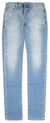 Abercrombie & Fitch Men's Slim Straight Sweatpant Jeans AF-04 (31x32) Blue ()