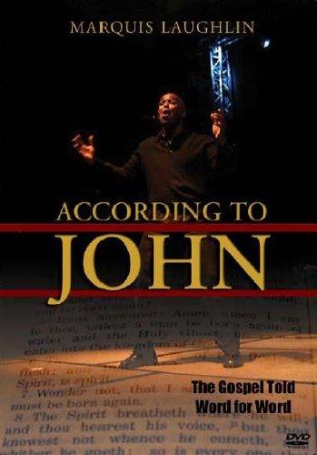 According to John; John's Gospel - Dr Laughlin