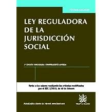 Ley reguladora de la jurisdicción social 2ª Edición 2012 (Textos Legales) (Spanish Edition)