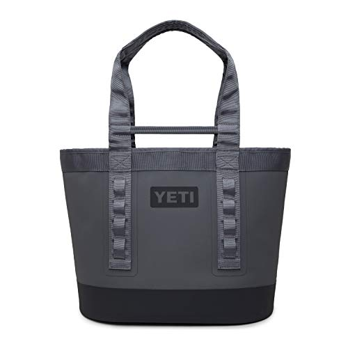 YETI Camino Carryall 35, All-Purpose Utility, Boat and Beach Tote Bag, Durable, Waterproof, Storm Gray ()